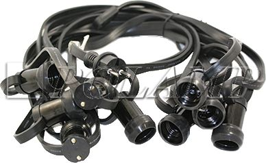 Polamp Komponenty Elektrotechniczne Girlandy Na żarówki E27