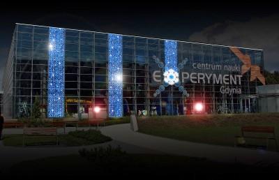 Wizualizacje Centrum Nauki Experyment Gdynia