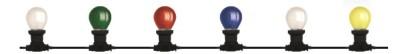 Girlandy Żarówkowe Marki Polamp idealnie nadają się do oświetlenia tarasu, ogrodu oraz do własnej aranżacji, teraz w promocji 295 zł brutto !!!!!