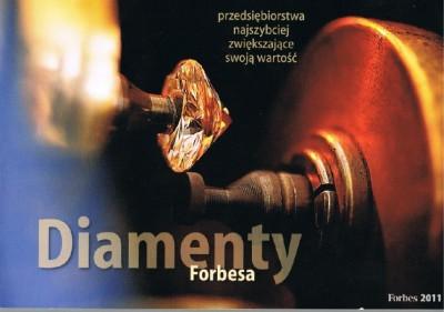 Diament miesięcznika Forbes dla POLAMP