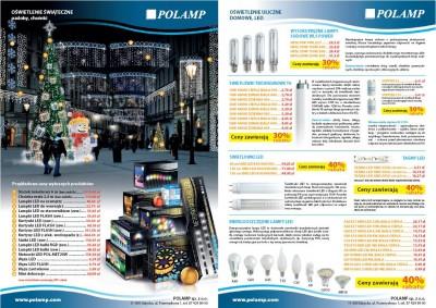Polamp największy producent i importer oświetlenia Led i świątecznego zaprasza do współpracy